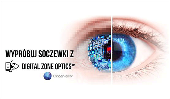 Digital Zone Optics od CooperVision